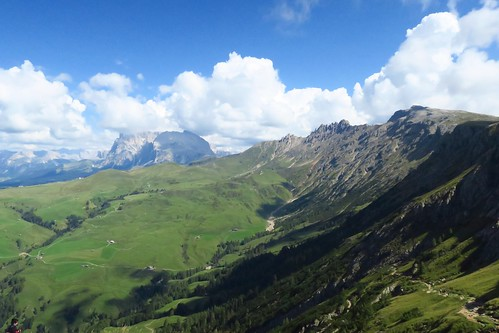 Day 1: Compaccio to Rifugio Bolzano