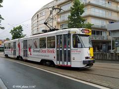7723-11167§0 (VDKphotos) Tags: stib mivb bn pcc t7700 tram pub werbung belgium bruxelles brusseldezeweek l39