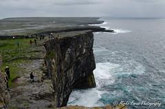 DSC_0573 (mirkoforza) Tags: ireland nikon d5100 35mm 18108 cliff nature galway wild panorama amazing sky sea green