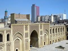 Central Bank of Iraq (D-Stanley) Tags: mustansiriyah madrasah baghdad central bank iraq