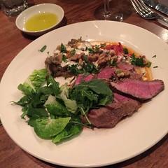 Photo of Lamb. #lamb #holiday #food #foodporn #foodie #vacation #foodpics #foodstagram #foodgasm #meat #vegetables #eggplant #uk #london