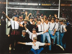 20th April 1991. English County Championship. Twickenham. (Albertstan) Tags: cornwall yorkshire englishcountychampionship 1991 twickenham