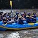 Rafting sul rio Fonce