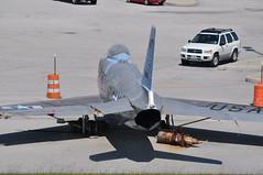 Battleship Memorial Park (324) North American F-86D 'Dog Sabre' (RNRobert) Tags: mobile airplane fighter aircraft alabama jet f86d battleshipmemorialpark dogsabre