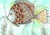 fish 1 (collectincat70) Tags: fish zentangle