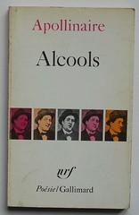 Apollinaire: Alcools (alexisorloff) Tags: books livres paperbacks posie raouldufy apollinaire alcools livresdepoche alexisorloff boisgravs posiegallimard pocketsbooks