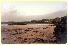 Clashnessie Bay (trinamc81) Tags: storm beach assynt clashnessie