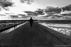 Walking.. (Ivano Di Meglio) Tags: italy seascape landscape foto ischia forio ivanodimeglio ischiafoto