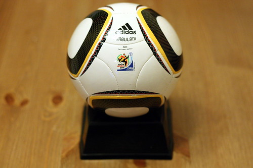 adidas-FIFA World Cup 2010-JABULANI-Mini Ball