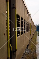Old Indian Train (drewtrans8877) Tags: old india abandoned window yellow metal rural train handle ancient iron paint publictransportation steel painted grunge perspective case dirty rest decrepit dilapidated grungy southindia landtransportation keralastate