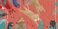 Murta (caro rios) Tags: color illustration cuento nios infantil animales ilustracin