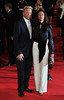 Boris Becker and Lilly Becker Royal World Premiere of Skyfall held at the Royal Albert Hall - London, England