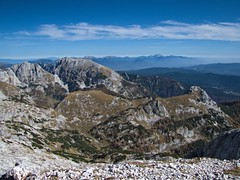 Vernar, Tosc, Stogi (Damijan P.) Tags: autumn mountains slovenia gore slovenija laz bohinj julianalps jesen hribi julijskealpe prosenak krstenica debelivrh jezerskistog
