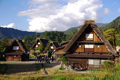 Shirakawago Village (tttske_C) Tags: japan worldheritagesite gifu    shirakawagovillage