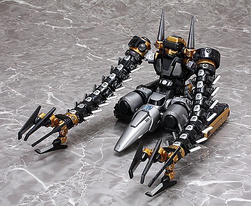 EX合金系列蓋特 二、三號機黑色款式