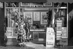 Amsterdam, Reguliersbreestraat (Bart van Dijk (...)) Tags: urban bw woman netherlands amsterdam work blackwhite zwartwit nederland citylife streetphotography menatwork dailylife vrouw stad werk noordholland zw reguliersbreestraat stadsarchief touristshop peopleinthecity straatfotografie dagelijksleven stadsleven peopleinamsterdam stadsarchiefamsterdam canoneos7d mensenindestad bartvandijk breeblebox menseninamsterdam cityarchivesamsterdam