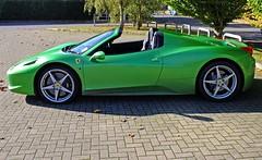 Green Ferrari 458 Spider (czd72) Tags: verde green apple spider amazing italia metallic ferrari frog lucido kers 458 greenferrari hykers greenferrari458 greenferrari458spider verdekerslucido458spider verdekerslucido verdekerslucidogreenferrari458spider verdekerslucidogreen458