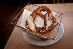 Fresh Pretzel - Idsteiner Brauhaus - Idstein, Germany (ChrisGoldNY) Tags: travel food brown germany deutschland europa europe european forsale meals salt restaurants eu viajes german posters albumcover alemania plates snacks bookcover vacations bookcovers albumcovers eater deutsche consumerist gridskipper idstein breweries deutscheland jaunted chrisgoldny chrisgoldberg chrisgoldphoto idsteinerbrauhaus