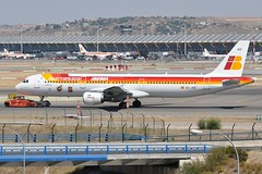 EC-JQZ (airlines470) Tags: mad iberia a321 2736 ecjqz