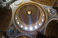 Heavenly Colors (Es Feer) Tags: rome church saint basilica peter pietro basiliek