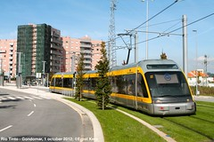 Venda Nova (ernstkers) Tags: portugal trolley tram porto lightrail streetcar tranvia tramvia metrodoporto eurotram strasenbahn mplinhaf