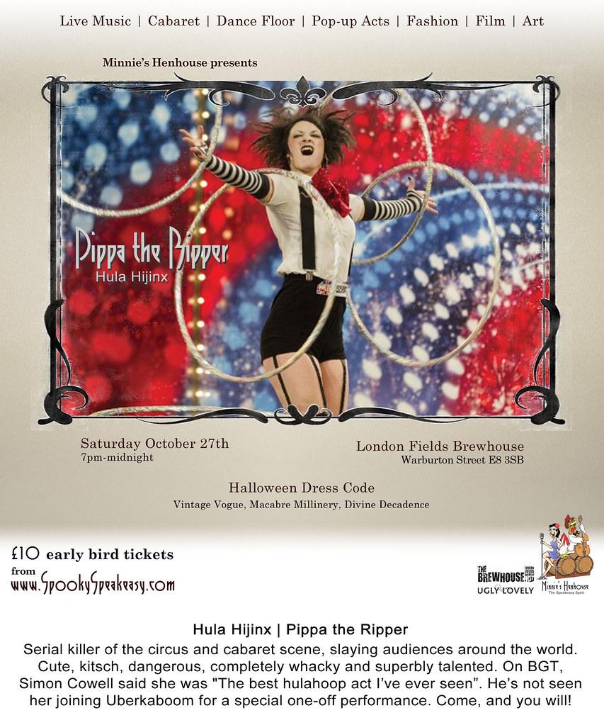 Hula Hijinx | Pippa the Ripper