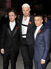 Kye Sones, Rylan Clark, Jahmene Douglas Cosmopolitan Ultimate Women Of The Year Awards