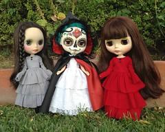 Beautiful Blythes Halloween Night 1
