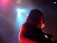 Therion - Christian Vidal (The Crow2) Tags: music metal concert budapest panasonic koncert zene therion symphonic club202 thecrow2 dmctz6 christianvidal szimfonikus lastfm:event=3199975