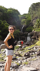 DSC09259 (toddity) Tags: hawaii rocks hiking maui pools waterfalls wendy roadtohana oheogulch