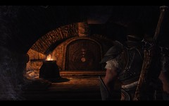 The Door (modd3r86) Tags: fire mod dragon graphic magic videogames fantasy combat enb skyrim whiterun