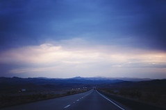(yyellowbird) Tags: road night landscape route66 driving roadtrip somewhere ifidontgoonaroadtripsoonimgonnadie