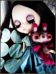 Blythe A Day January 8th:  Spotty