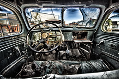 201206156 (garydrakephotos) Tags: truck alberta windshield oldtruck steeringwheel lethbridge gearshift glovebox southernalberta