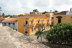 View From the Cartagena Wall