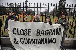 Witness Against Torture: Close Bagram and Guantanamo