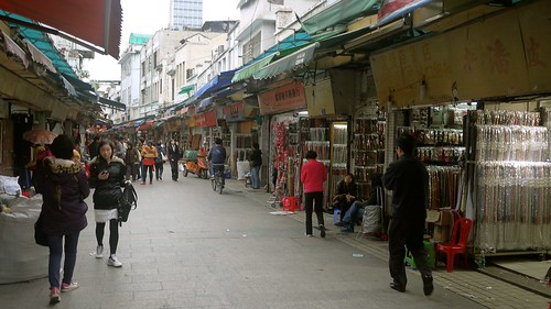 Wholesale Clothing Street