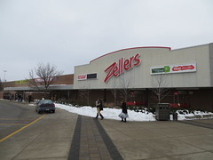 Zellers - Conestoga Mall (Sean_Marshall) Tags: ontario mall store waterloo closing zellers conestogamall