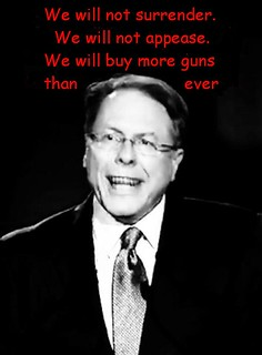 //www.flickr.com/photos/32345848@N07/8410242300/: The NRA's Chief Gun-Nut, Wayne LaPierre