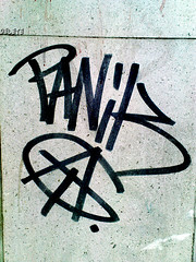 Panik ATG (delete08) Tags: street urban streetart london graffiti delete