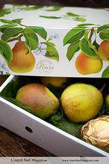 Royal Riviera Pears - { Harry & David  } (Scrumptious Venus) Tags: recipe dessert pears lespritsudmagazine wwwlespritsudmagazinecom