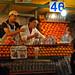 Morocco - Marrakech - Jemaa el-Fna Orange Juice Sellers