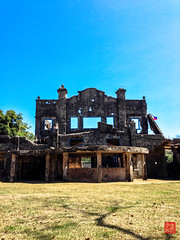 Another Ruin :) (Daniel Y. Go) Tags: corregidor mtb philippines bike ios ip5 iphone iphone5 cavitecity calabarzon