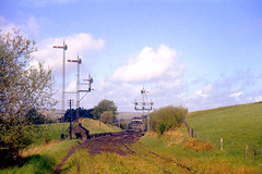R1537.  Reedsmouth Junction. May,1964. (Ron Fisher) Tags: northeasternregion reedsmouthjunction