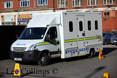 Police Van (Lee Collings Photography) Tags: transport leeds police emergency westyorkshire iveco policevan emergencyvehicles emergencyservices policevehicles westyorkshirepolice leedscitycentre policetransport ivecopolicevan emergencyservicevehicles ivecopolicevehicles westyorkshireemergencyservices