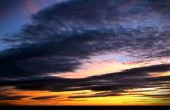 Fleur céleste (bleumarie) Tags: mer soleil nikon ciel nuage roussillon couleur aurore leverdesoleil cerbère aube méditerranée catalogne pyrénéesorientales multicolore soleillevant suddelafrance tôt bleumarie mariebousquet nikonsd3100 photomariebousquet