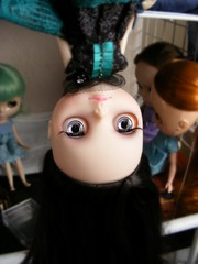 Blythe A Day February 5th:  Upside Down