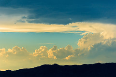 Rolling Clouds (Carl Cohen_Pics) Tags: sierraestrellamountains southwest mountain monsoon clouds canon sky sunset pinalcounty arizona summer sunlight