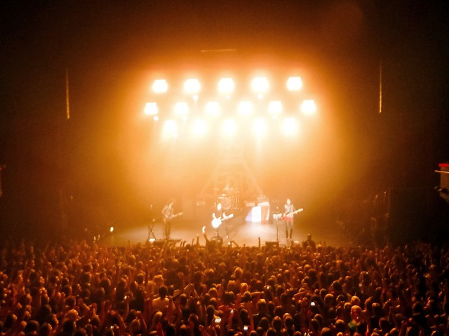 Fall Out Boy - Save Rock and Roll Tour 2013 - Olympia, Paris (2013)