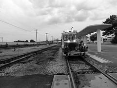 25 jul 16 (20) (beihouphotography) Tags: topeka kansas monochrome black white trains railroads bnsf work train equipment machines fujifilm x30
